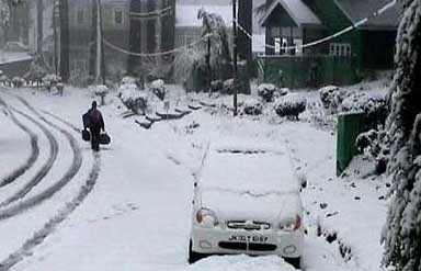 Himachal in Winter